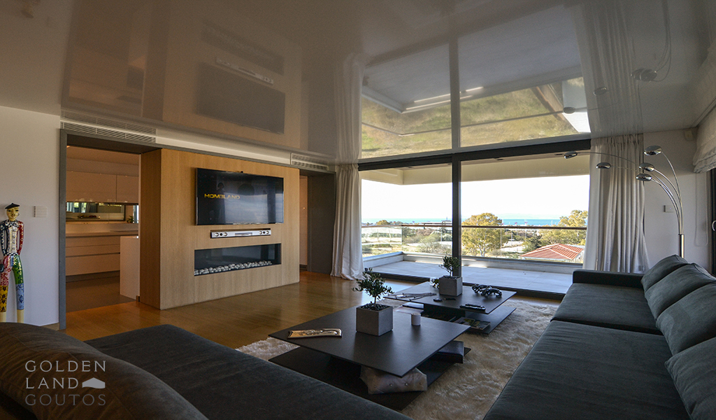 Sunset view Penthouse in Elliniko