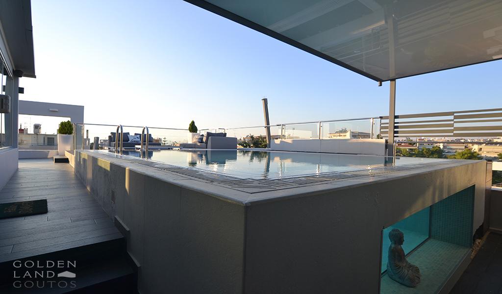 Exquisite Roof Top Maisonette