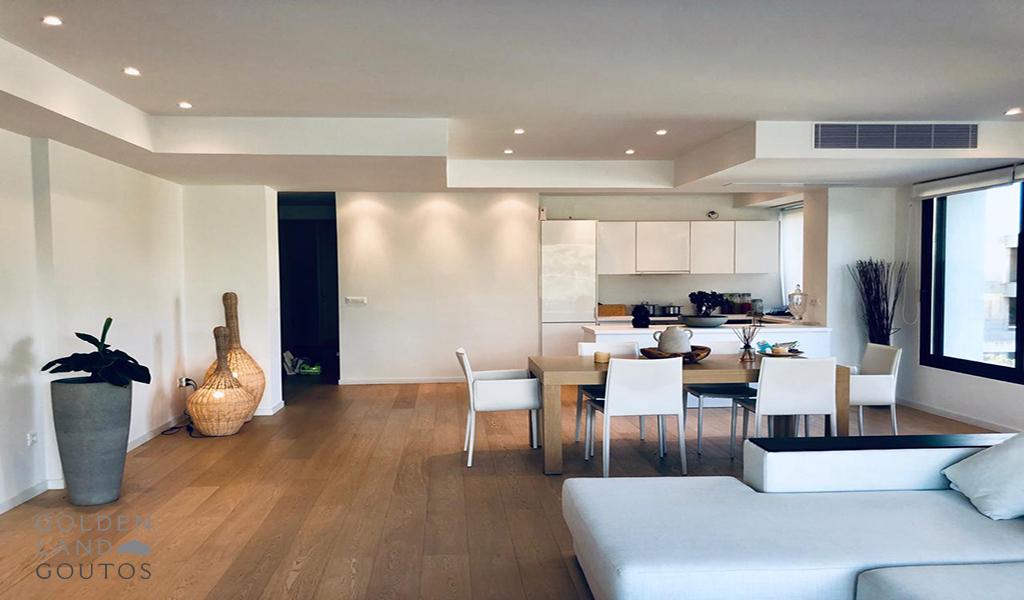 Charming First Floor Apartment in Elliniko