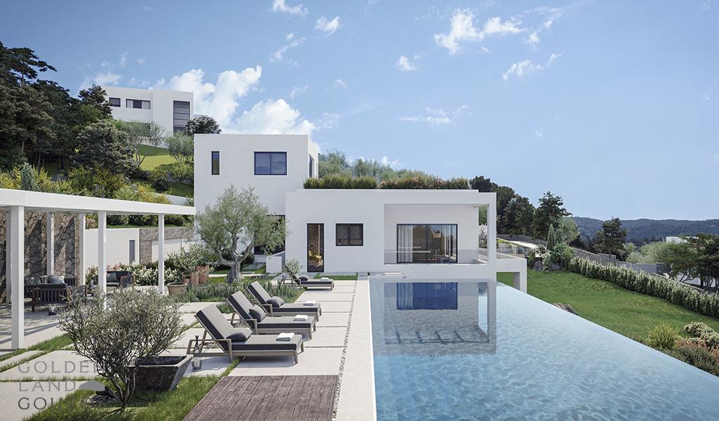 Seafront Villa Six