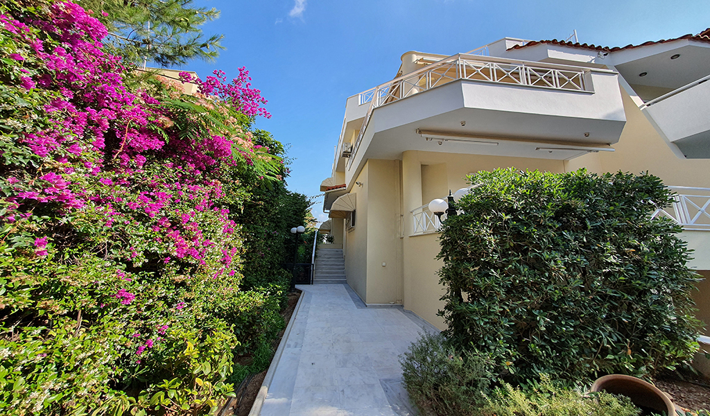 Stylish House in Glyfada