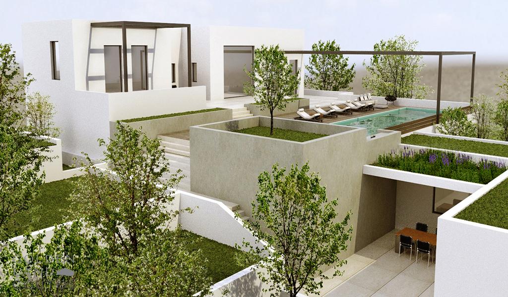 Semi-Finished Villa in Kouverta