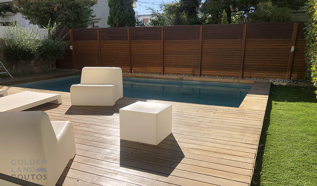 Amazing Maisonette with private pool in Voula
