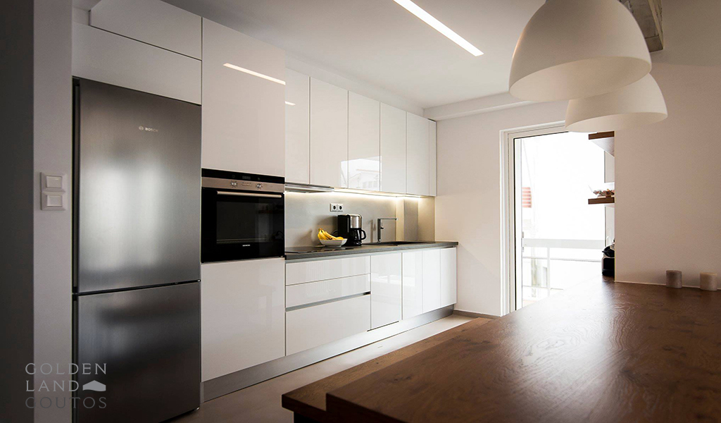 Renovated Apartment in Voula