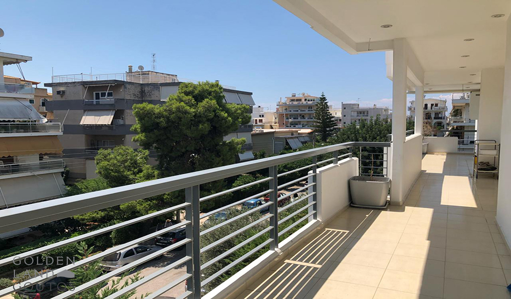 Furnished Apartment in the Center of Glyfada