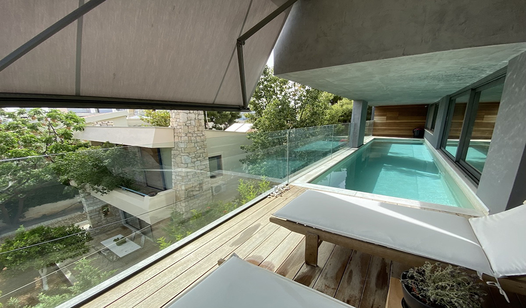 Luxurious Seaside Apartment in Glyfada