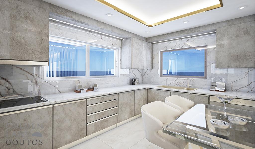 Luxurious Residences in Glyfada
