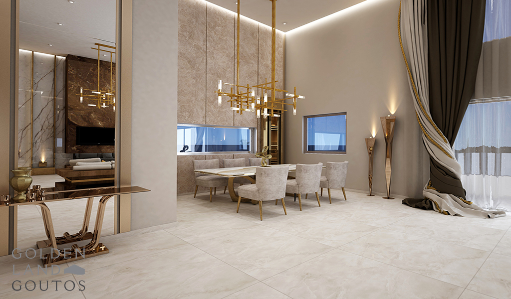 Luxurious Residences in Glyfada