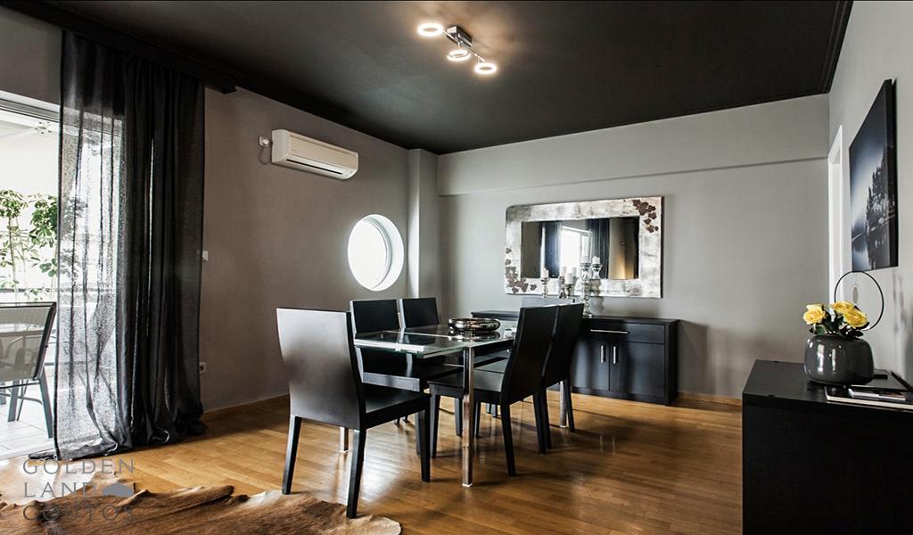Stylish Furnished Apartment in Glyfada