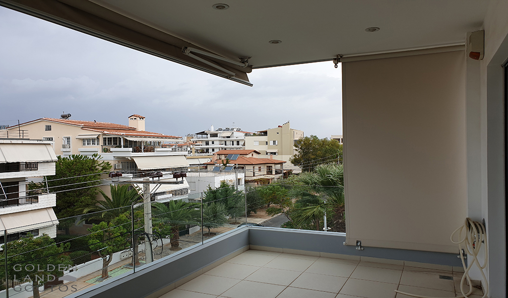 Stunning Sea View Maisonette in Voula