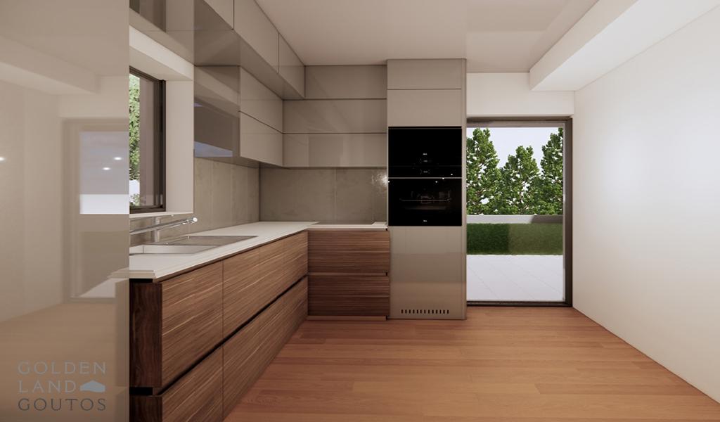 High-End Newbuilt Maisonette in Voula