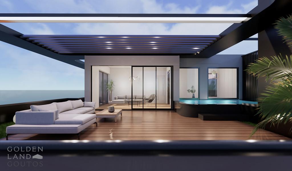 High End Newbuilt Penthouse in Voula