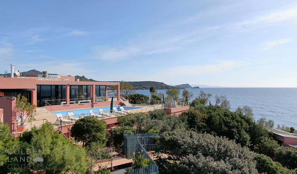 Magnificent Seaside Villa in Sounio
