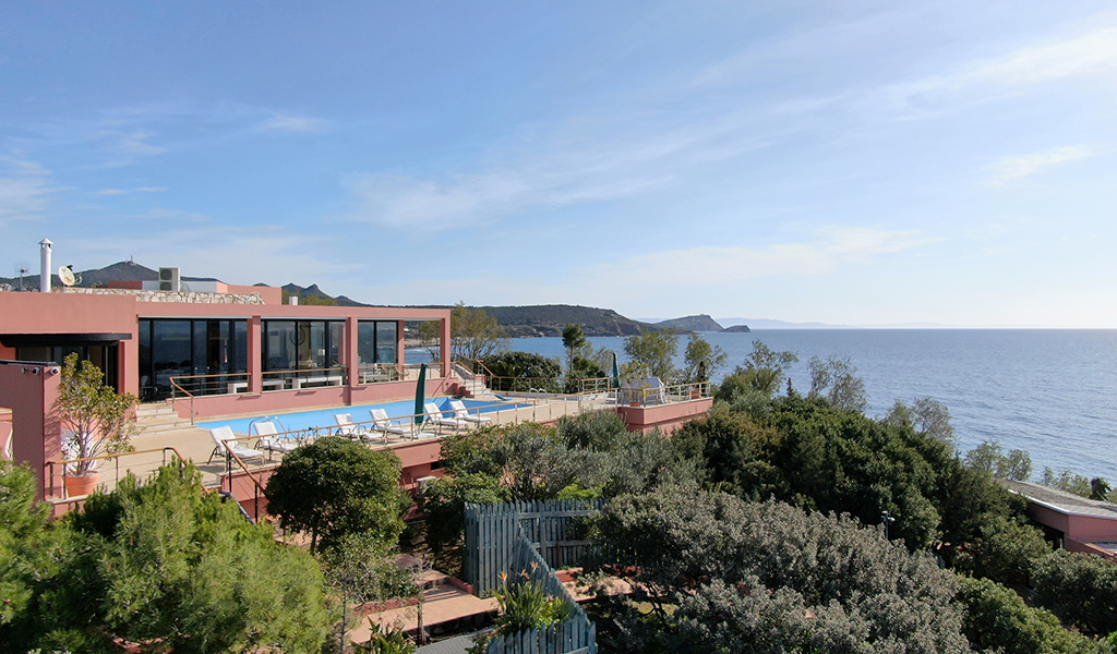 Magnificent Seaside Villa in Sounio