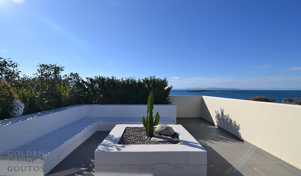 Exclusive Penthouse with sea view in Voula