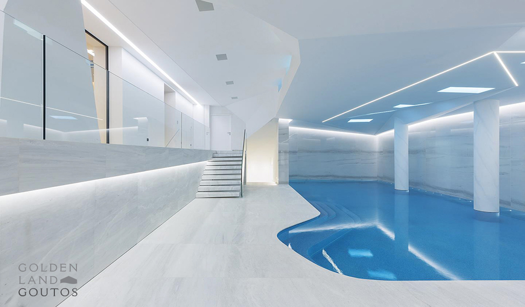 Hyperlux Villa with Private Swimming Pools in Vouliagmeni