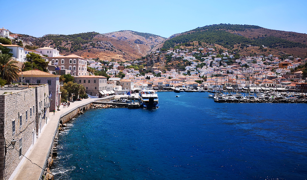 Hydra Destination