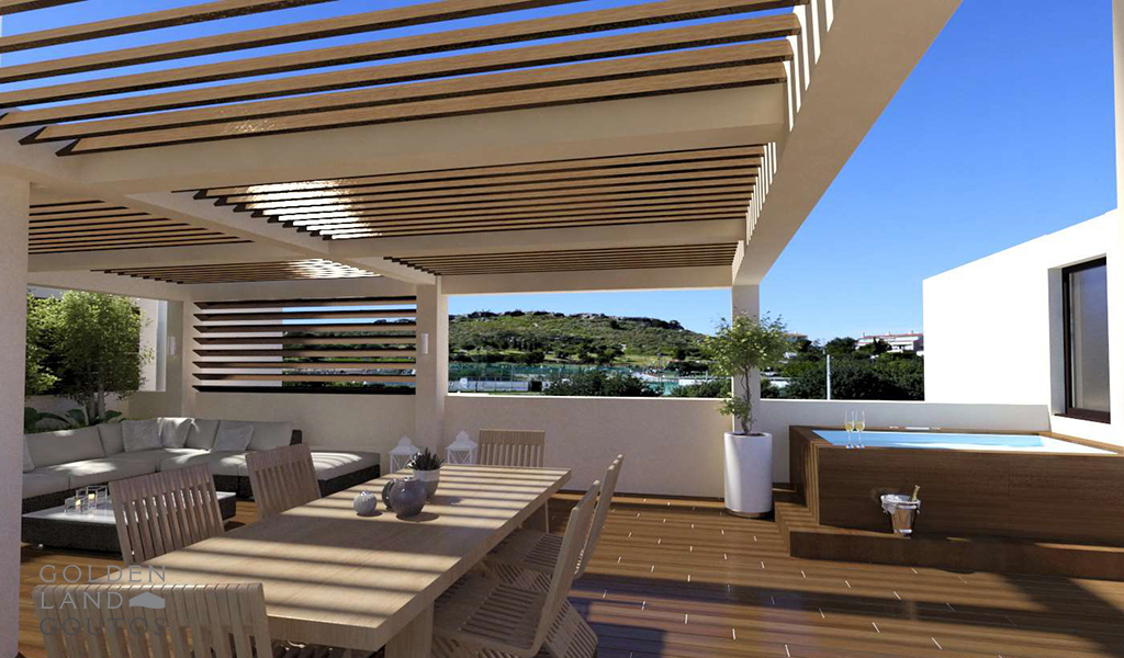 Imposing Villa with View in Alimos