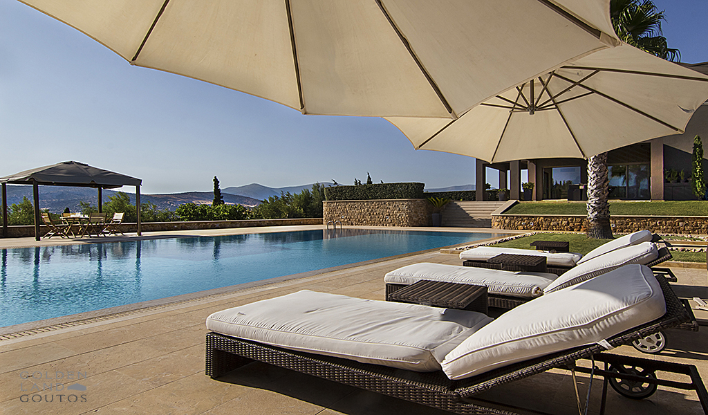 Hyper Deluxe Villa In Agia Marina