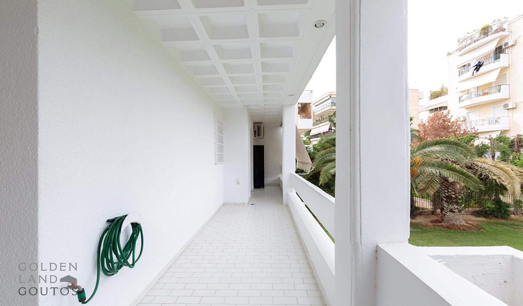 Amazing Semi Furnished Apartment in Voula