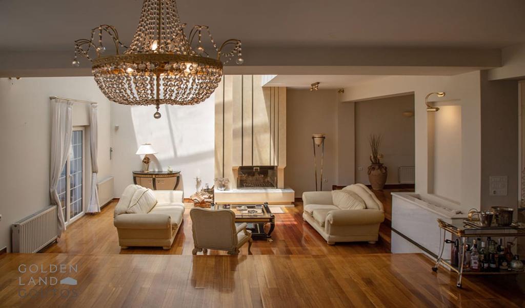 Unique Luxurious Villa in Voula