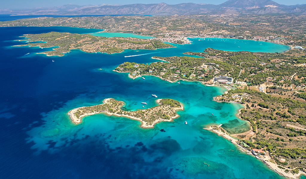Porto Heli Destination