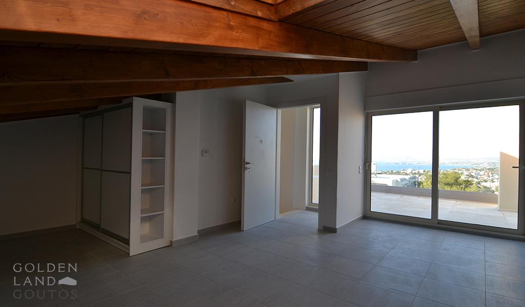 Brand New Modern Maisonette in Saronida