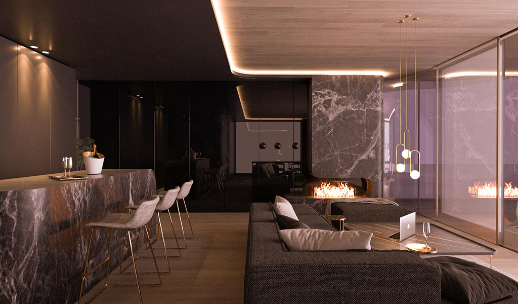 Luxurious Apartment in Glyfada