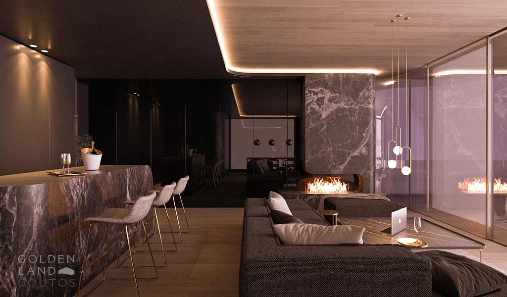 Luxurious Apartment in Glyfada