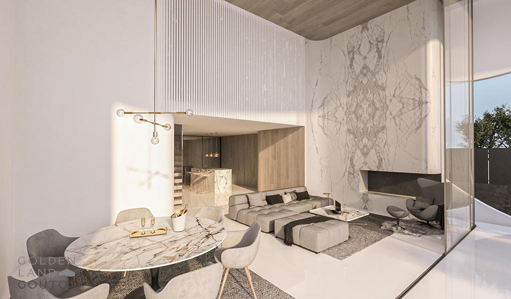 Luxurious Ground Floor Maisonette with Pool in Glyfada