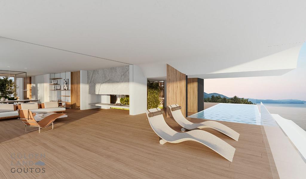 Luxurious 3 level Maisonette in Voula