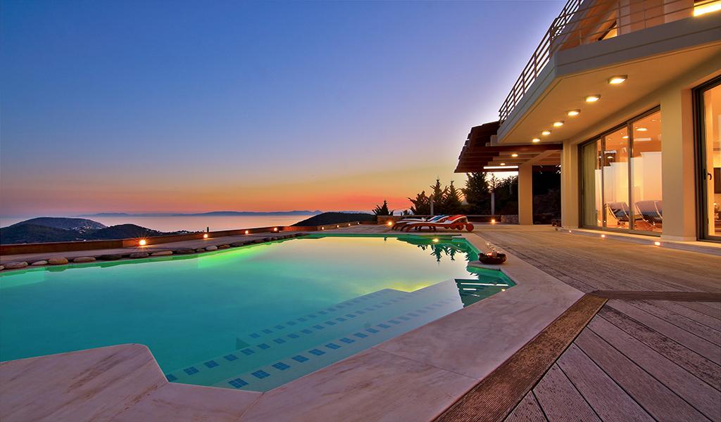 Imposing Villa with Stunning Sea view