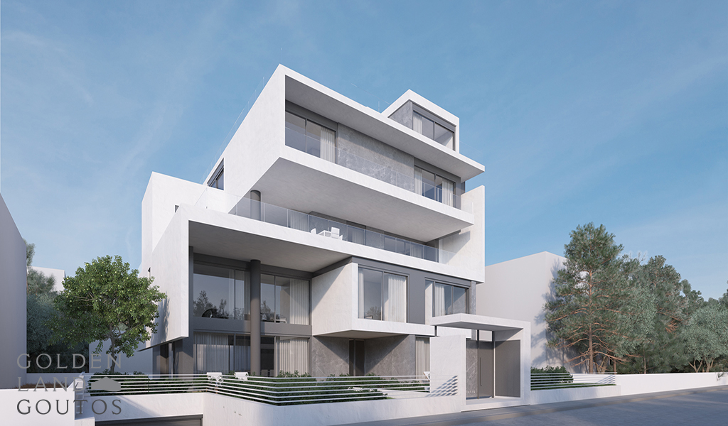 Architectural Miracle in Voula