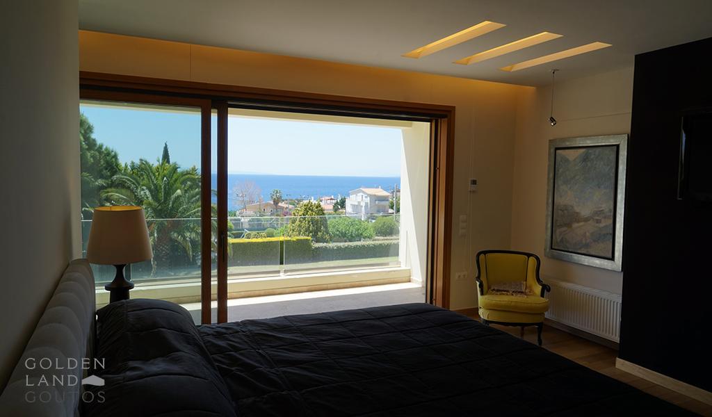 Exotic Beachside Mansion in Lagonisi