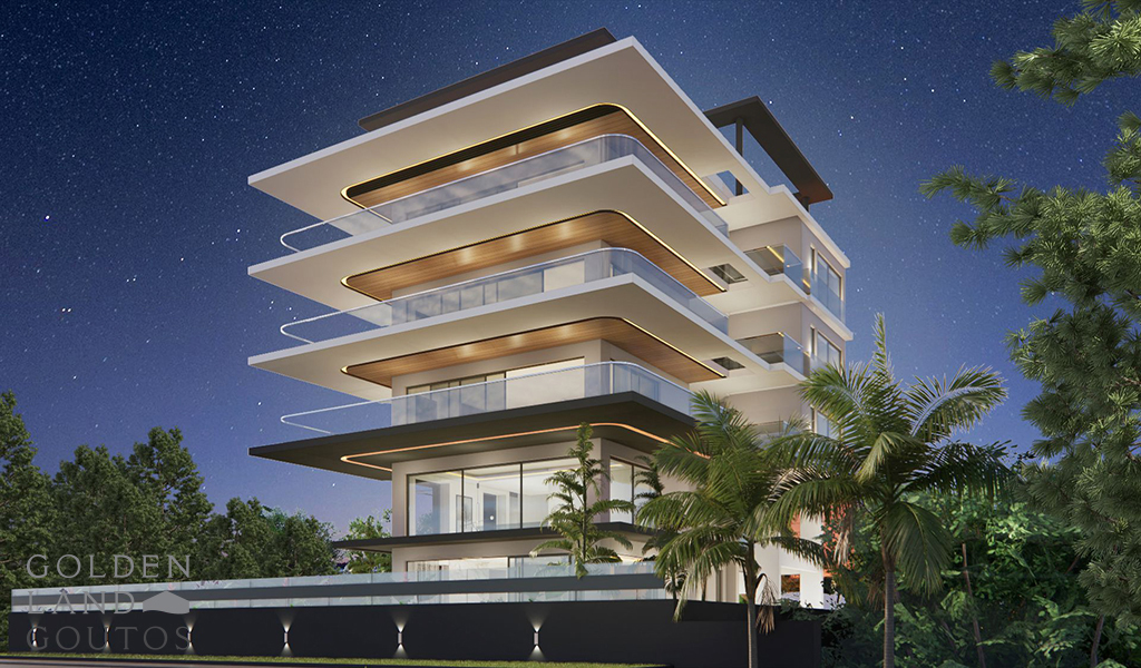 Exclusive Luxurious Maisonette in Voula