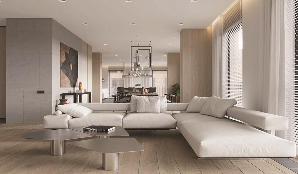 Modern Mediterranean-Style Apartments in Glyfada