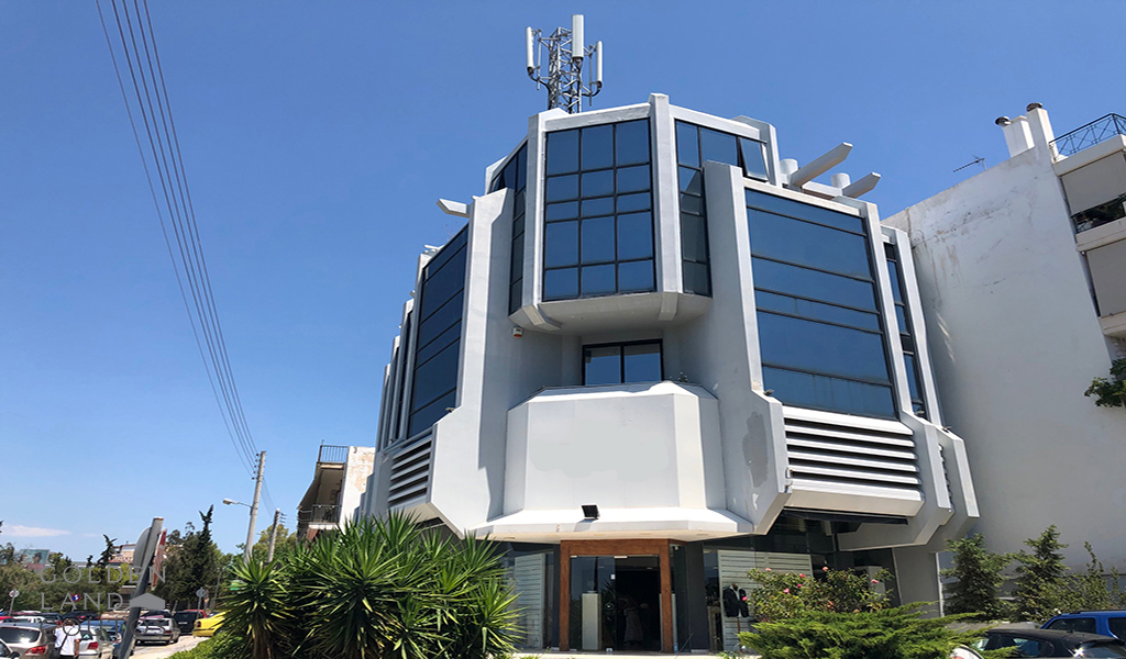 Commercial Building in Vouliagmenis Avenue