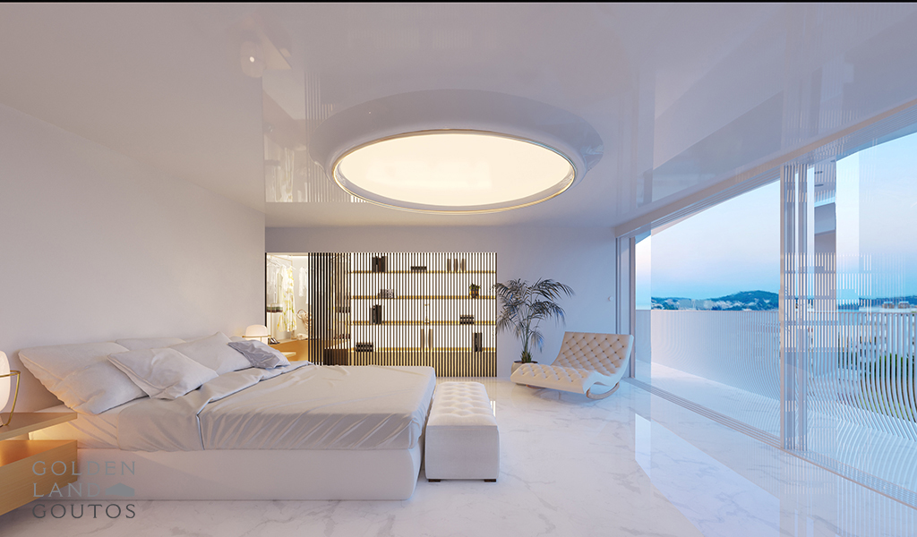Breathtaking Residences with Panoramic View in Voula