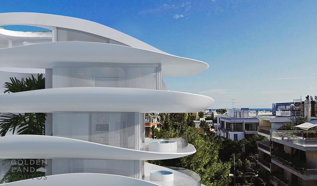 Dreamy Minimal Seaside Properties
