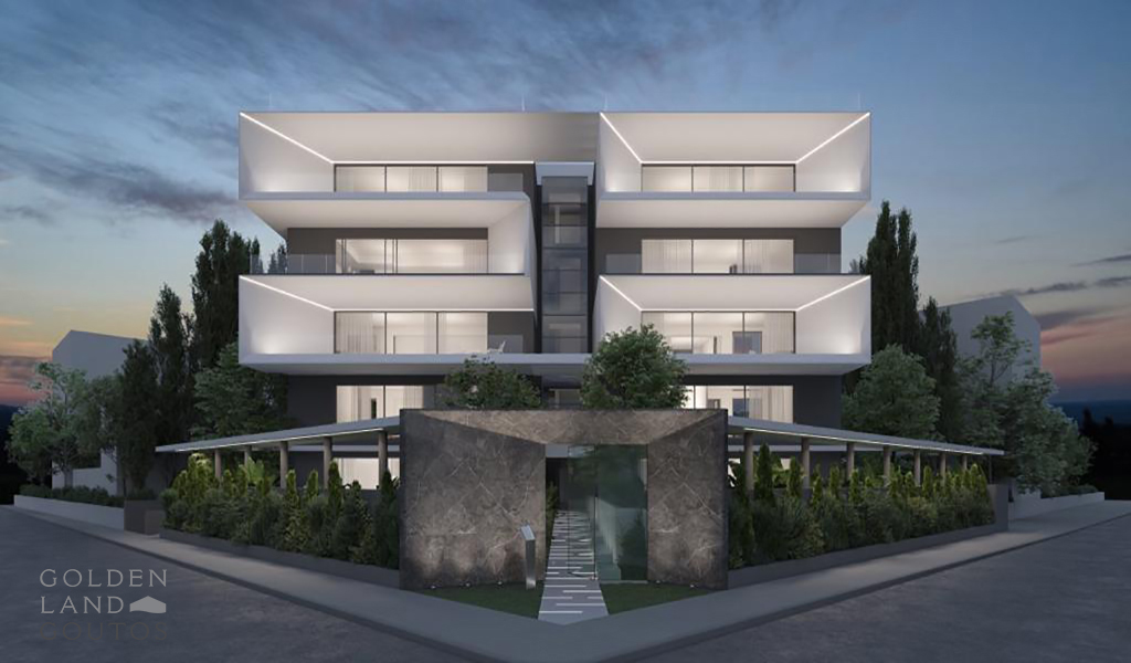 Newly Built Residences in the Heart of Voula