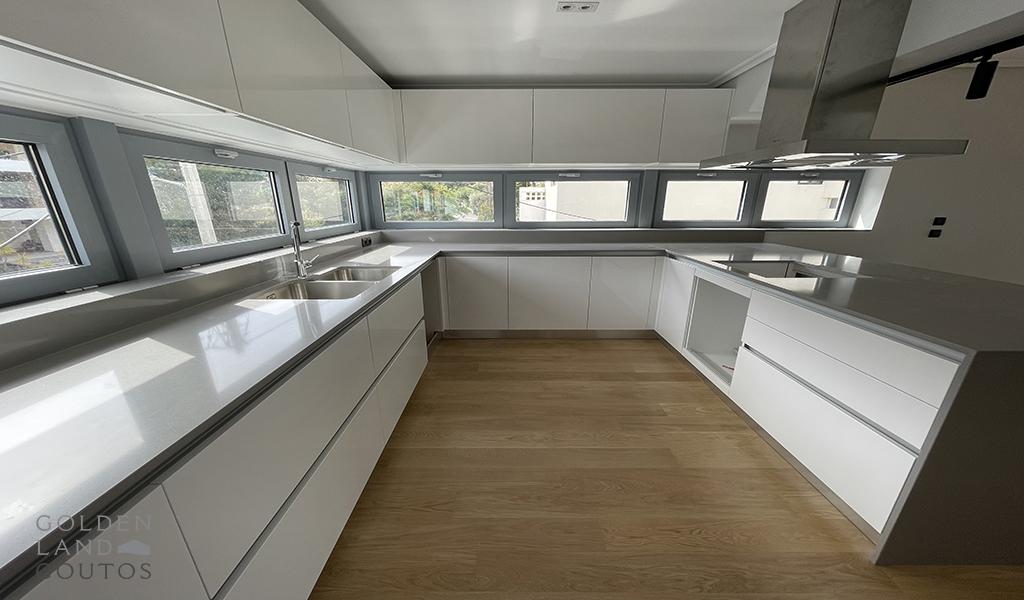 New Modern Maisonette in the upper area of Voula