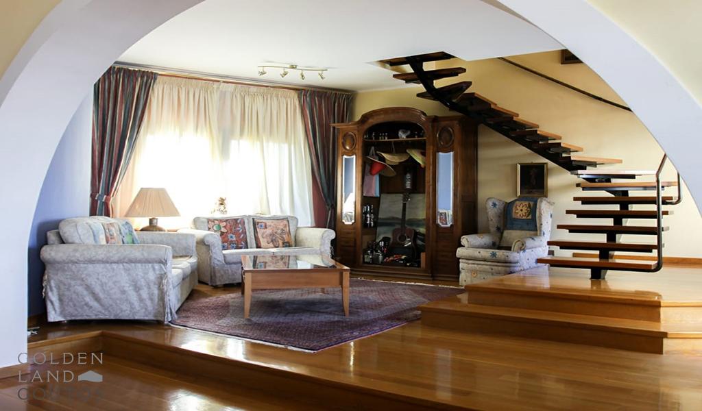 Extraordinary 360 View Villa in Voula