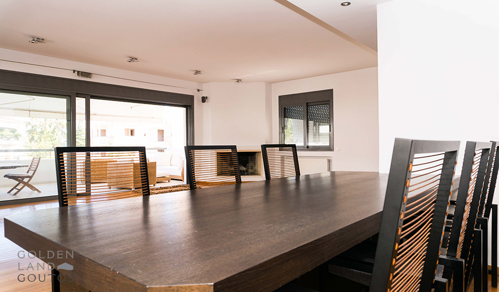 Modernistic Apartment in the center of Glyfada