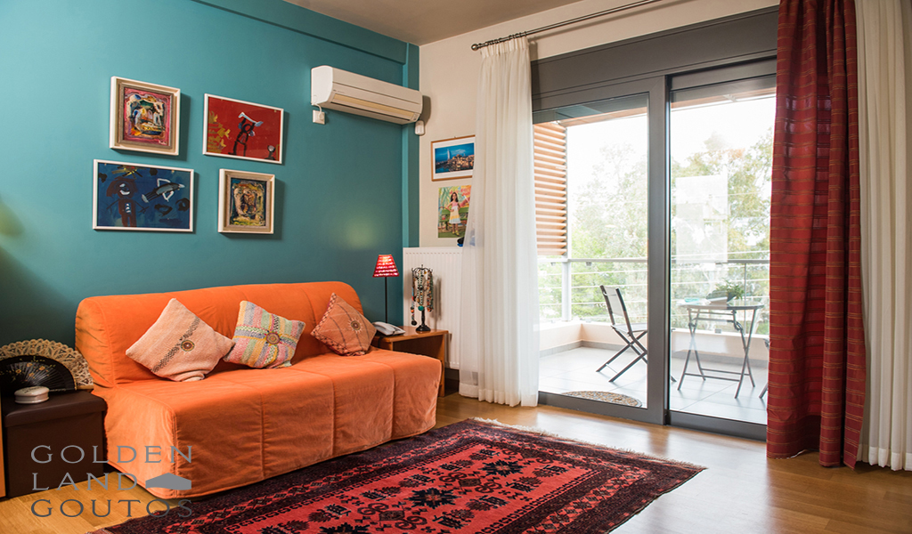 Exclusive Stylish Maisonette in the upper area of Voula