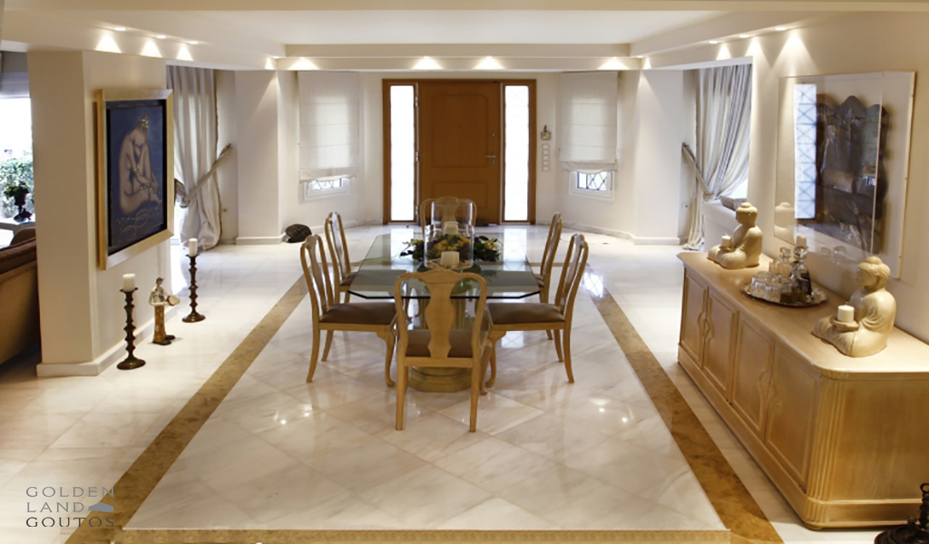 Luxurious Mansion at a Secluded Complex in Sounio