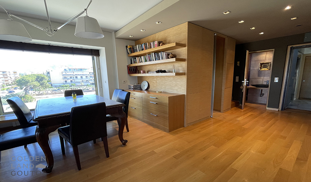 Unique Furnished Apartment in the center of Glyfada