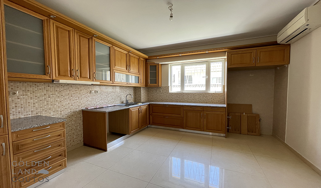 Dreamy 1st Floor Maisonette with Amazing View in Glyfada