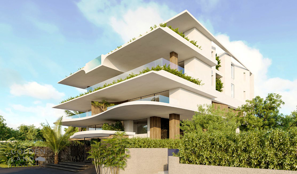 Masterpiece Next to the Sea in Voula