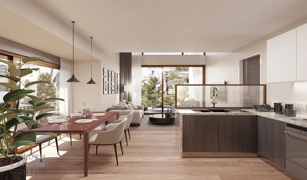 Brand New Residential Project in Voula