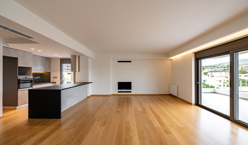 Newly Built Modern Apartments in Alimos